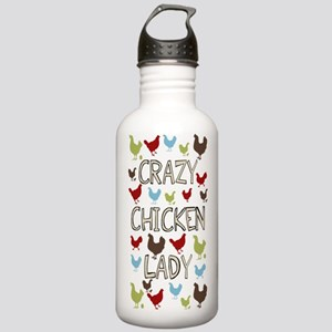 sigg-crazychickenlady Stainless Water Bottle 1