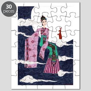 Chang 'E Puzzle