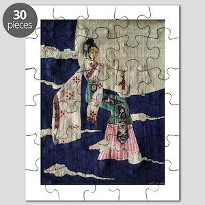 Chang 'E (Papyrus Version) Puzzle