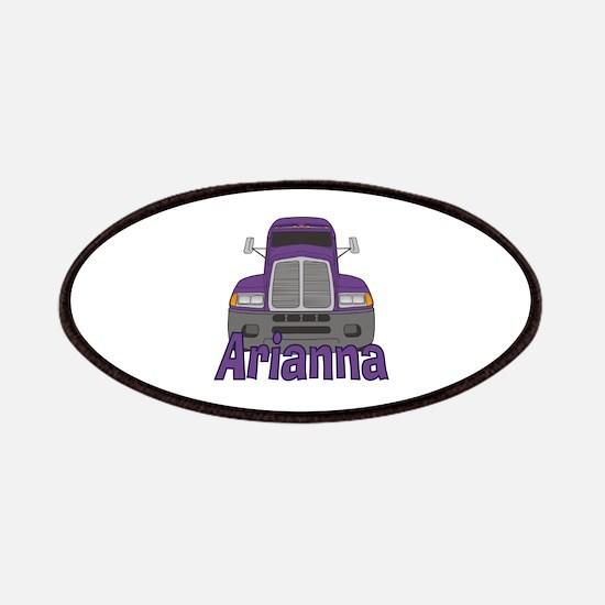Trucker Arianna Patches