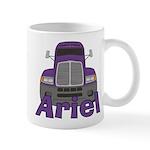 Trucker Ariel Mug