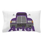 Trucker Ariel Pillow Case