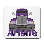 Trucker Arlene Mousepad