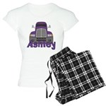 Trucker Ashley Women's Light Pajamas