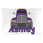 Trucker Ashley Pillow Case