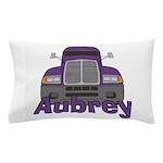 Trucker Aubrey Pillow Case