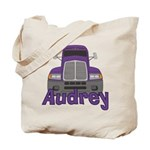 Trucker Audrey Tote Bag