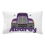 Trucker Audrey Pillow Case