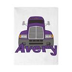 Trucker Avery Twin Duvet