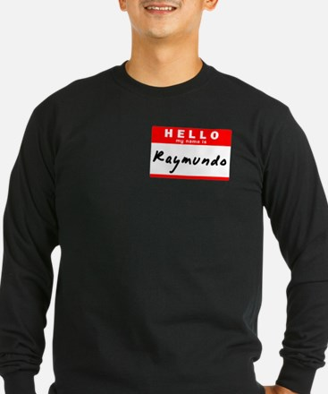 Raymundo, Name Tag Sticker T