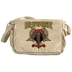 Nothing Stays Buried Messenger Bag