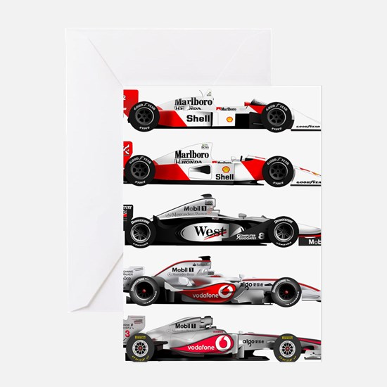 F1 grid.jpg Greeting Card
