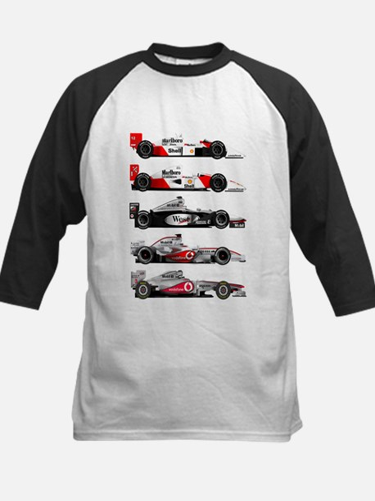 F1 grid.jpg Kids Baseball Jersey