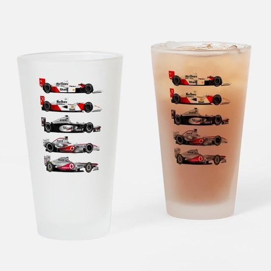 F1 grid.jpg Drinking Glass