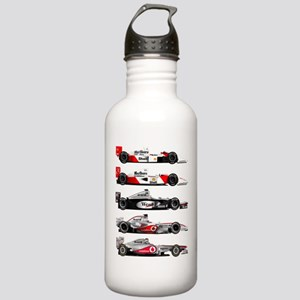 F1 grid Stainless Water Bottle 1.0L