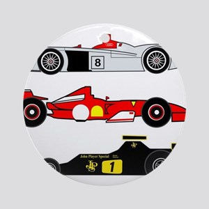 formulaone Ornament (Round)