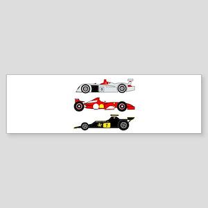formulaone Sticker (Bumper)