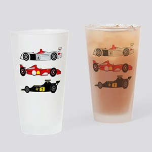 formulaone Drinking Glass