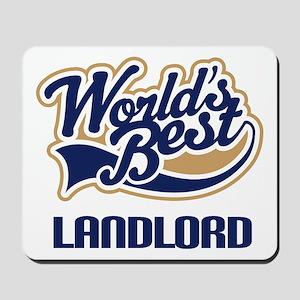 Landlord World's Best Mousepad