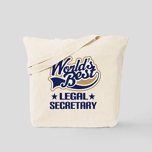 Legal Secretary Gift Tote Bag