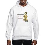 Stick a Sock In It! Hooded Sweatshirt