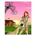 Savannah Safari Poster