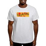 Caliente Ash Grey T-Shirt