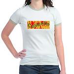 Caliente Jr. Ringer T-Shirt