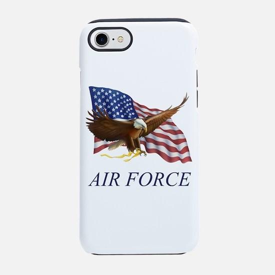 AUSAIRFORCE.png iPhone 7 Tough Case