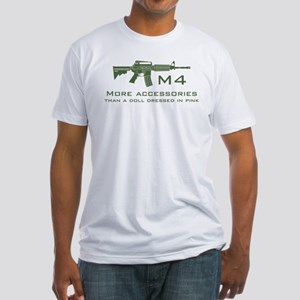 m4 accessories - OD Fitted T-Shirt