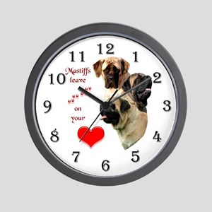 Mastiff 88 Wall Clock
