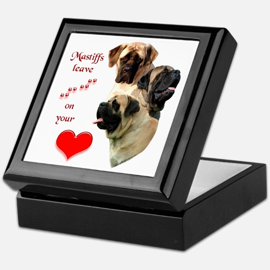 Mastiff 88 Keepsake Box