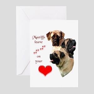 Mastiff 88 Greeting Cards (Pk of 10)