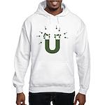 beeb magnet symbol - OD Hooded Sweatshirt