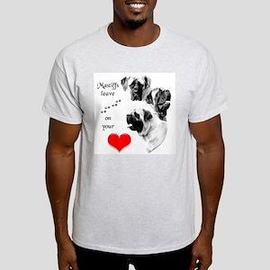 Mastiff 201 Ash Grey T-Shirt