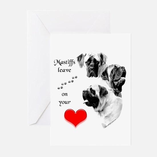 Mastiff 201 Greeting Cards (Pk of 10)