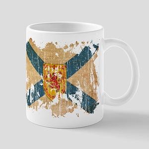 """""""Nova Scotia Flag Mug"""