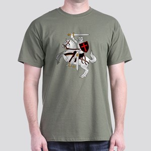 Seal Team 6 Crusader Dark T-Shirt
