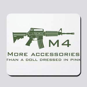 m4 accessories - OD Mousepad