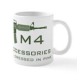 m4 accessories - OD Mug