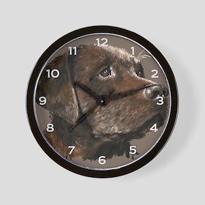 choc lab_wall clock Wall Clock