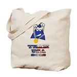 ( (heart) the Olympics Tote Bag