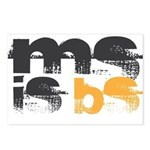 MS is BS (White) Postcards (Package of 8)