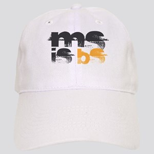 MS is BS (White) Cap