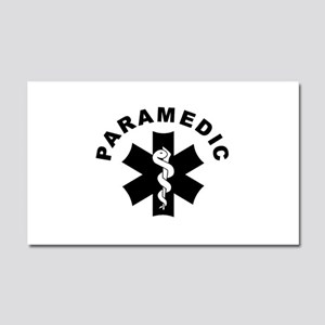 Paramedic Star Of Life Car Magnet 20 x 12