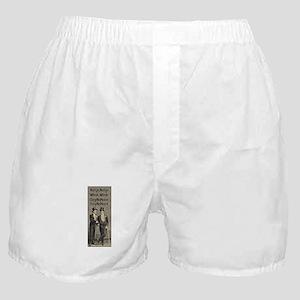 Nudge, nudge Boxer Shorts