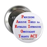 "Patriot Act 2.25"" Button (100 pack)"