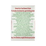 Unofficial LPoC..... Rectangle Magnet (100 pack)