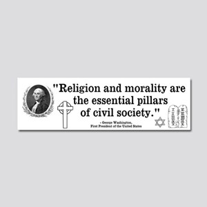 Essential Pillars Car Magnet 10 x 3