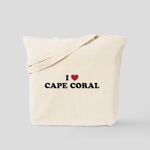 CAPE CORAL.png Tote Bag
